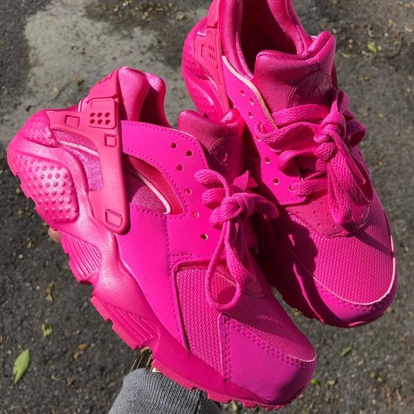 Nike Air Huarache Run Laser Fuchsia
